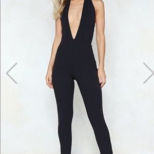 NWT jumpsuit by Nasty Gal